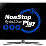 That's it!  NonStopPlay.com via your TV!