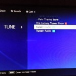 Search for Tunein